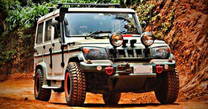 इंडिया की 10 सूपर रफ़-एंड-टफ़ कार्स: Mahindra Bolero  से लेकर Isuzu V-Cross तक