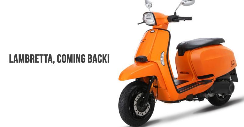 Vespa का पुराना प्रतिद्वंदी Lambretta फिर से लौटने की तैयारी में…