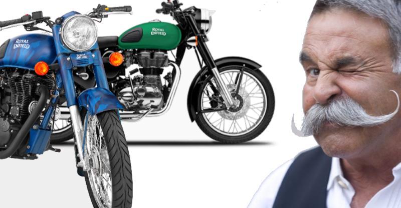 तो क्या है लोगों के Royal Enfield मोटरसाइकिल्स खरीदने की असल वजह?