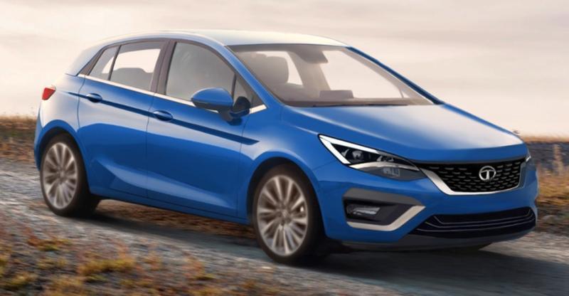 कुछ ऐसे दिखेगी Tata Motors की Baleno और i20 Elite को टक्कर देने वाली कार
