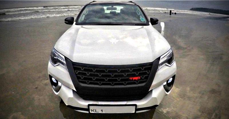India की 5 होश उड़ा देने वाली मॉडिफाइड Toyota Fortuner SUV