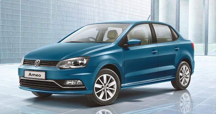 Volkswagen-Ameo