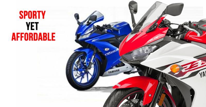 जल्द हो रही हैं भारत में लॉन्च Yamaha R15 V3  और R3 ABS स्पोर्ट्सबाइक्स
