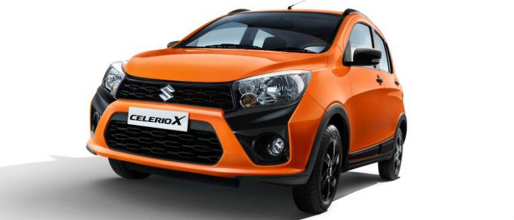 Maruti ने लॉन्च की CelerioX, Renault Kwid को देगी टक्कर…