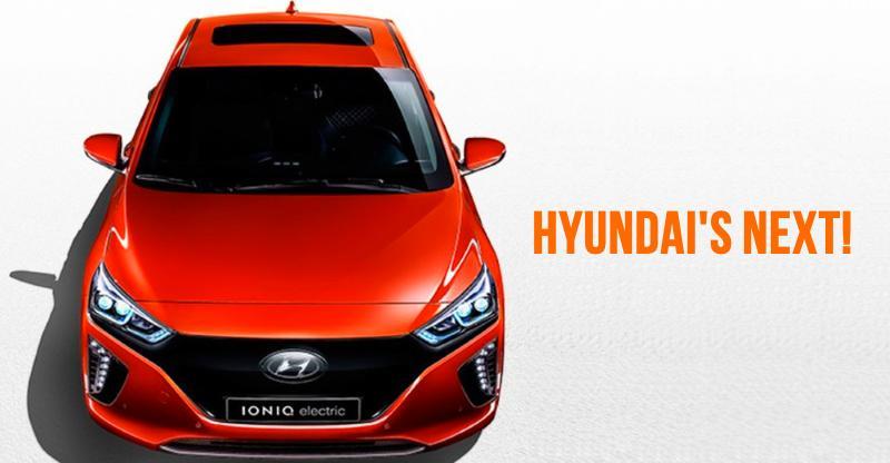 Hyundai Ioniq होगी ब्रांड की पहली इलेक्ट्रिक कार भारतीय मार्केट में