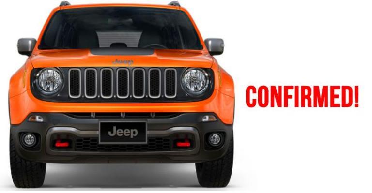 Vitara Brezza को चुनौती देगी Jeep की भारत आने वाली कॉम्पैक्ट SUV!!! – कंपनी के ग्लोबल हेड ने की पुष्टि!