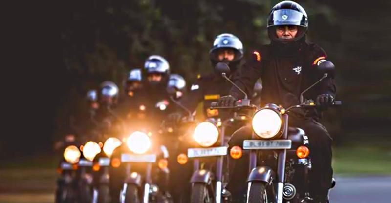 Royal Enfield बेचेगी NSG Commandos की यूज़ की हुई बाइक