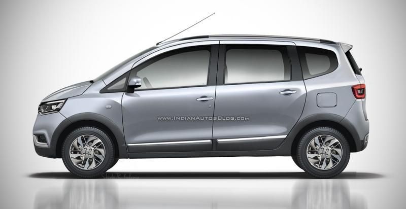 7-सीटर Renault Kwid 2018 में आ रही है भारत