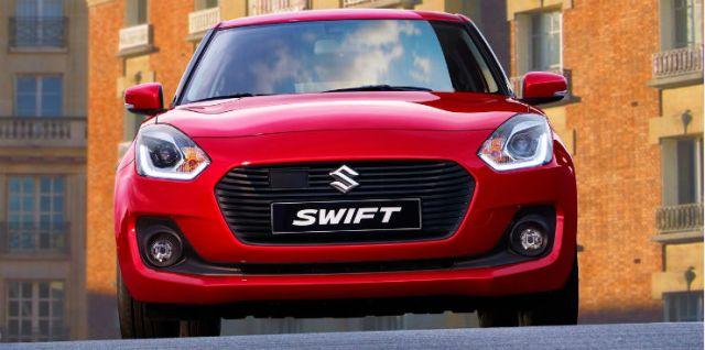 Maruti Swift 2018 का Launch करीब? टीवी कमर्शियल की शूटिंग करते देखी गयी गाड़ी…