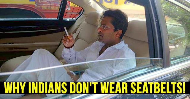 क्यों Seatbelt नहीं पहनते India के लोग, ये हैं 5 कारण…