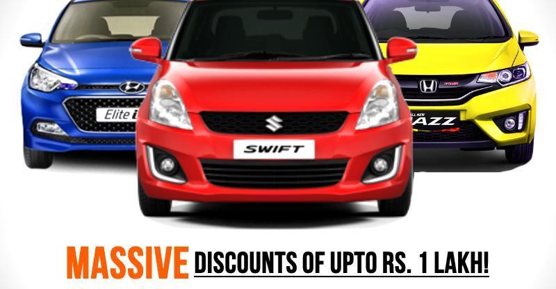 Maruti Swift से लेकर Hyundai Elite i20, New Year Discounts वाले हैचबैक…