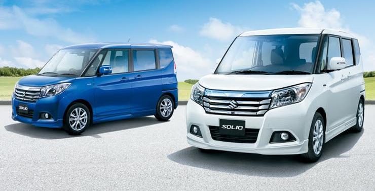 WagonR-based Suzuki Solio India में देखी गयी टेस्टिंग के दौरान…जानिये डिटेल्स