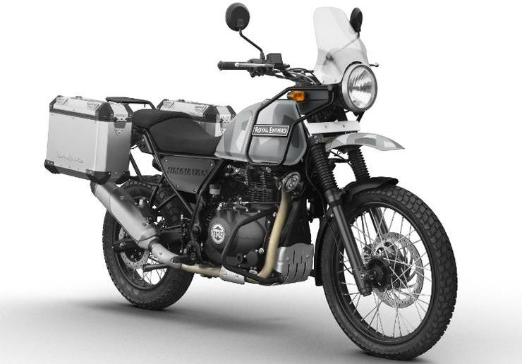 Royal Enfield Himalayan Sleet India में लॉन्च, Price, Specifications, Features, Details