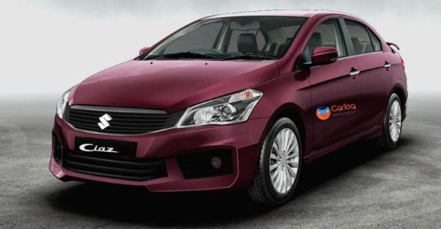 2018 Maruti Suzuki Ciaz Sedan Facelift: कुछ ऐसी दिखेगी ये कार