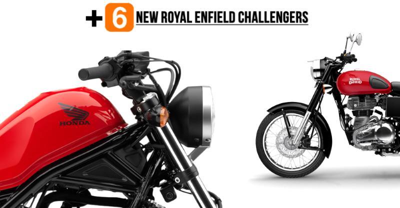 Bajaj, Hero, Honda, और Benelli करेंगी Royal Enfield को चैलेंज…