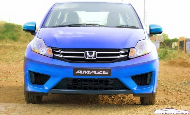 2018 Honda Amaze लॉन्च होगी India Auto Expo में…