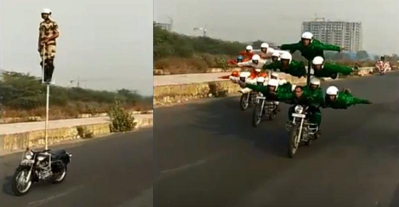Republic Day Parade में ये Bike Stunt Perform करेंगे BSF के जवान…