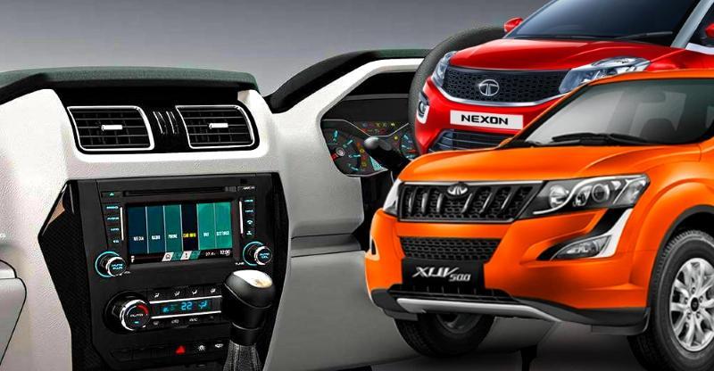 इंडिया की सबसे ज्यादा फ़ीचर्स वाली किफायती SUVs: Mahindra XUV500 से Tata Nexon