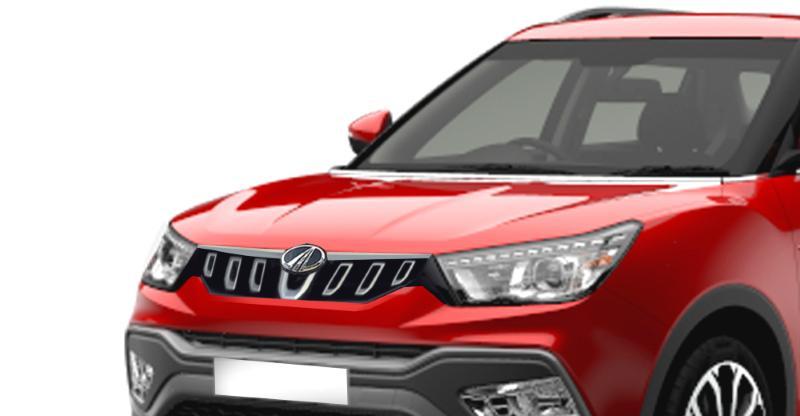 Mahindra S201 Compact SUVs (Brezza और Creta प्रतिद्वंदी) और XUV500 फेसलिफ्ट — Cartoq's Exclusive Renders