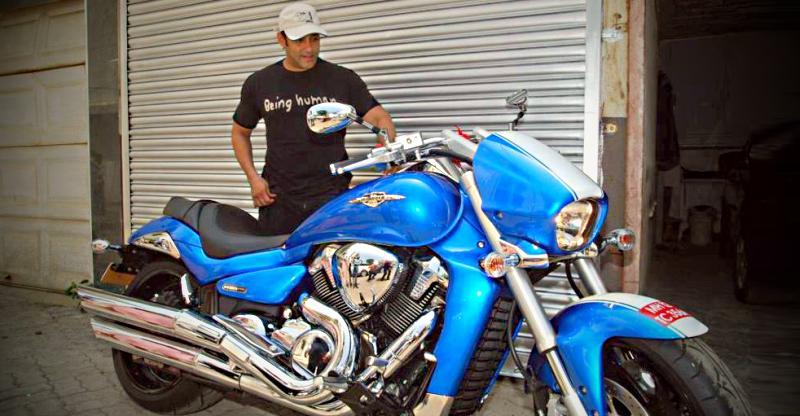 Yamaha V-Max से Suzuki Intruder तक: Celebrities का Bike प्रेम