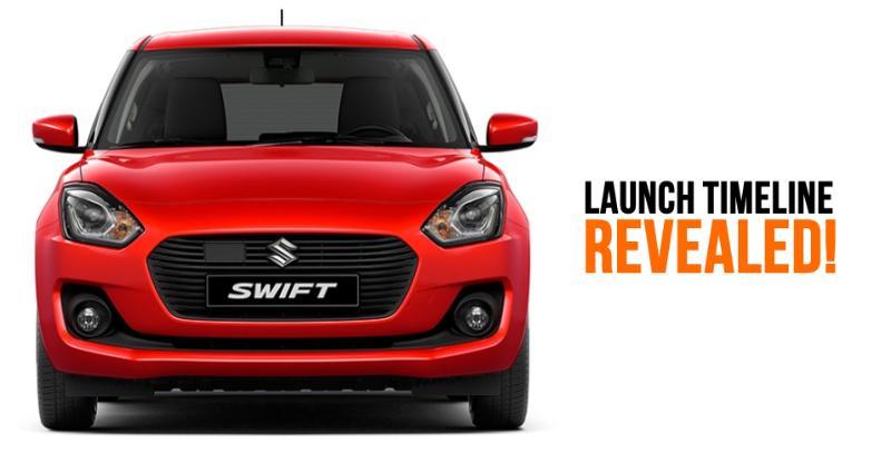 2018 Maruti Swift Price Range और Launch डिटेल हुईं रिवील…