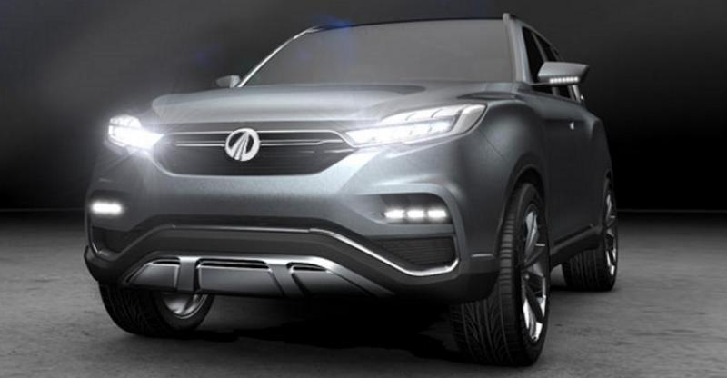 Mahindra XUV 700 आएगी Auto Expo 2018 में? Toyota Fortuner को मिल सकती कड़ी टक्कर