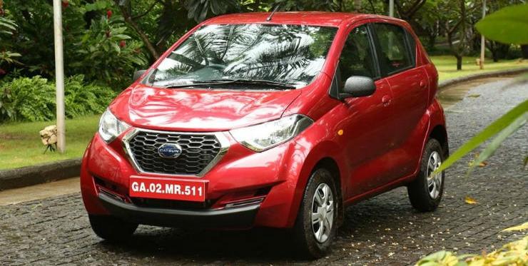 Datsun Redi-GO AMT हो चुकी है इंडिया में लॉन्च