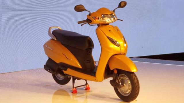 Honda Activa 5G Automatic Scooter हुई 2018 Auto Expo में रिवील, जानिये डिटेल्स…
