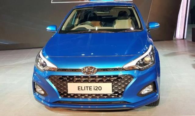 Hyundai i20 Elite Facelift हुई 2018 Auto Expo में लॉन्च; Maruti Baleno से है सस्ती