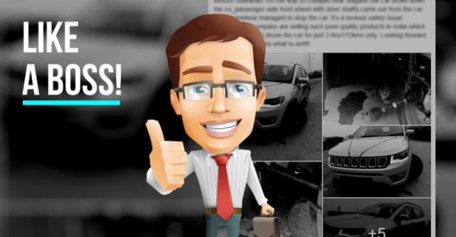 Jeep India करेगी Compass SUV रीप्लेस, ये थी इस Customer की परेशानी…