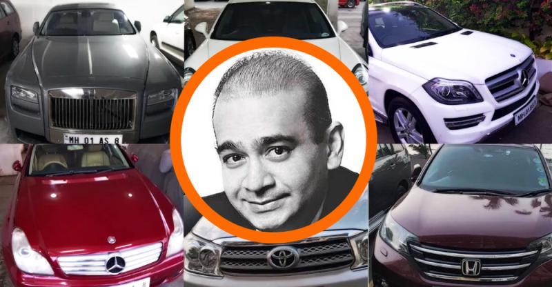 Rolls Royce Phantom से Toyota Fortuner तक, ये हैं Nirav Modi की Cars…