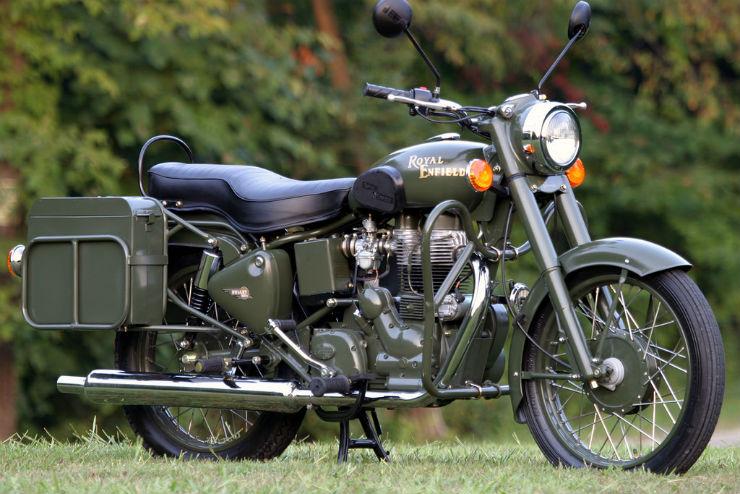 Royal Enfield Motorcycles: 10 बातें जो आप नहीं जानते!