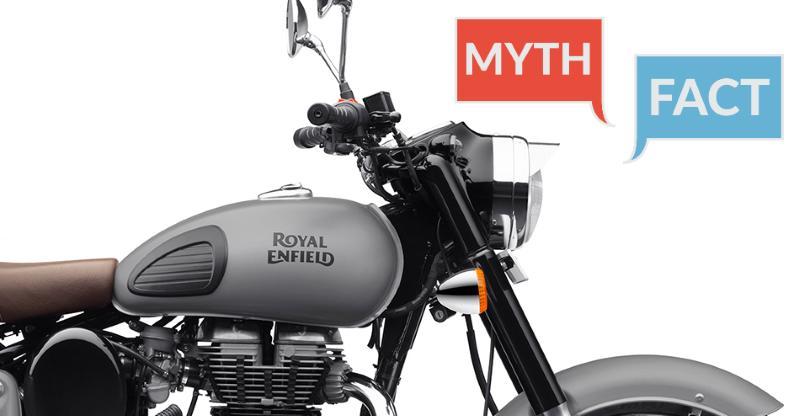 Royal Enfield Motorcycles के 10 सबसे बड़े मिथक, क्या सच क्या झूठ?