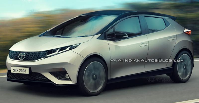 Maruti Baleno को टक्कर देने वाली Tata 45X Hatchback: ऐसी दिखेगी ये