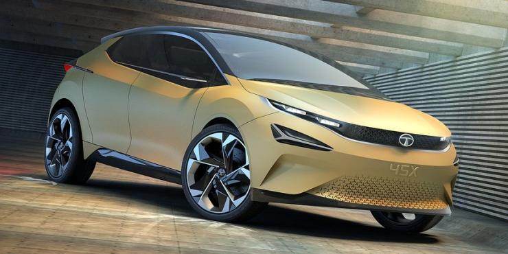 Tata 45X Premium Hatchback: Maruti Baleno और Hyundai i20 को टक्कर देगी ये गाड़ी