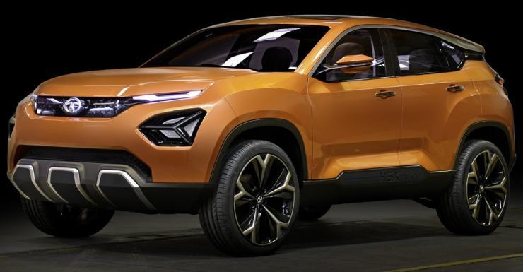 Tata H5X SUV के नए Studio Shots, Hyundai Creta को मिलेगी कड़ी टक्कर