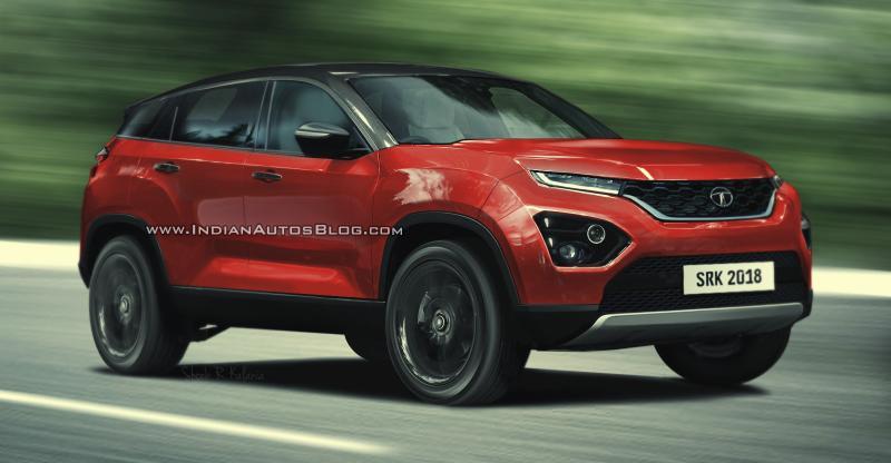 Tata H5X: SUV के प्रोडक्शन वर्शन का रेंडर काफी खूबसूरत दिखता है!