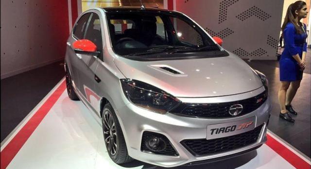 High-Performance Tata Tiago और Tigor JTP हुईं Auto Expo 2018 में प्रदर्शित…