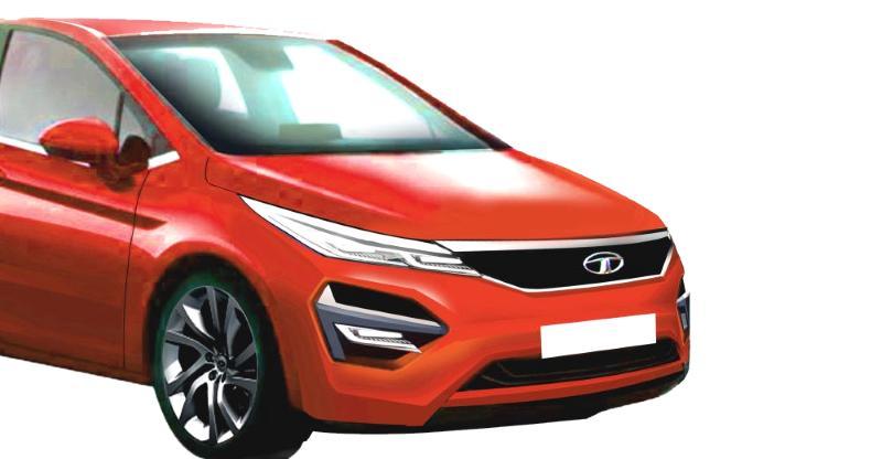 Tata Motors' X451 रेंडर; Maruti Baleno और Hyundai Elite i20 को करेगी चैलेंज!