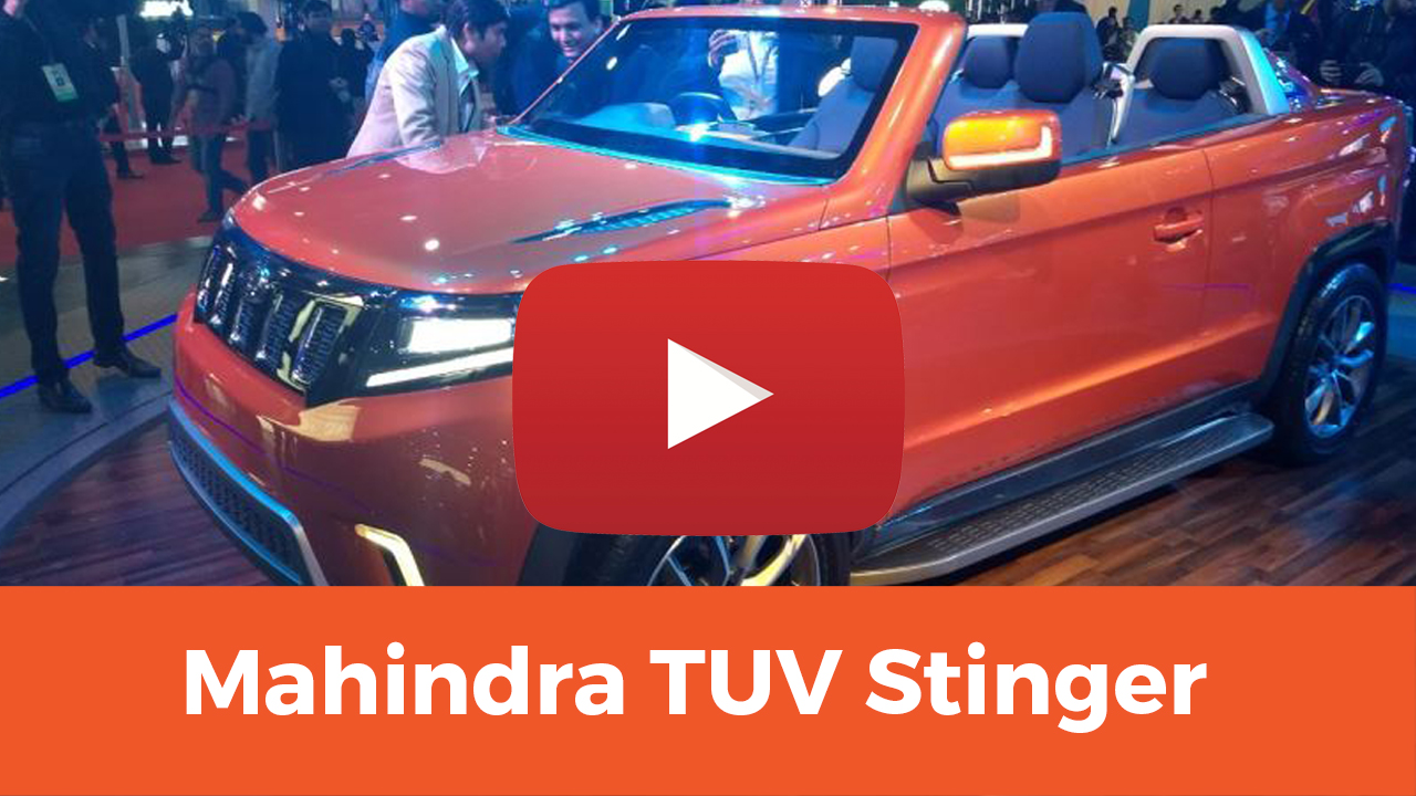 mahindra stinger | cartoq hindi: car news in hindi, कार