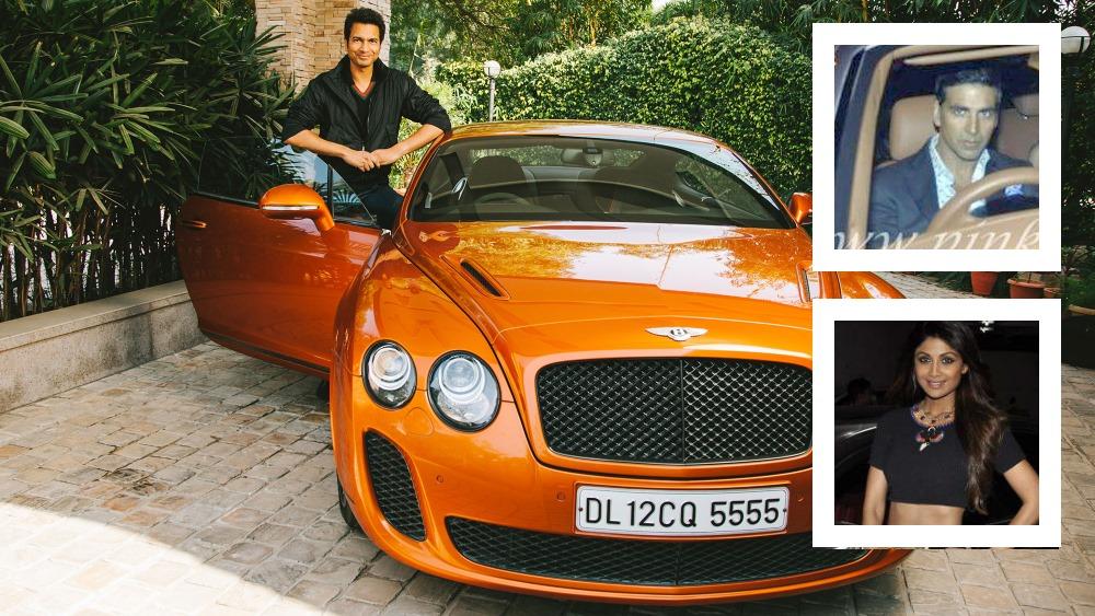 Indian के सेलेब्स की Bentleys: Aamir Khan से Akshay Kumar तक