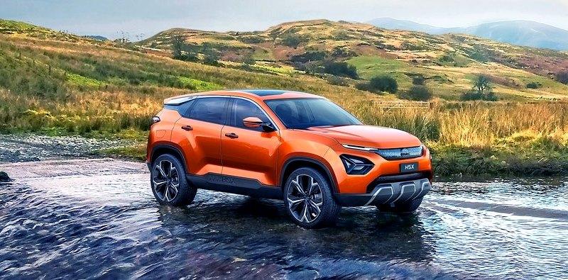 Tata H5X SUV के नए फ़ोटो हुए रिलीज़…