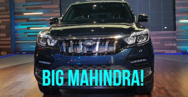Mahindra Rexton (XUV700) लक्ज़री SUV हुई 2018 Auto Expo में अन्वेल…