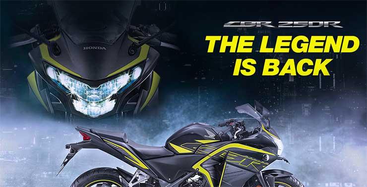 Honda CBR 250R हुई Re-Launch, जानें डिटेल्स…