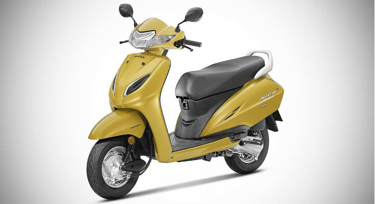 Honda Activa 5G हुई India में Launch