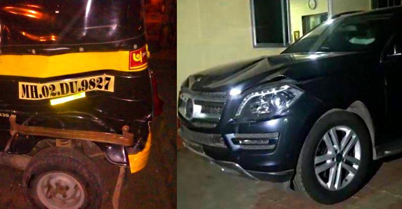 Aditya Narayan ने ठोकी अपनी Mercedes-Benz GL-Class SUV, हुए गिरफ्तार…