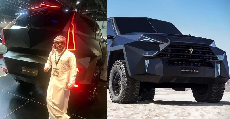 Karlmann King: दुनिया की सबसे महंगी SUV, यह अंबानी को  भी लगेगी महंगी