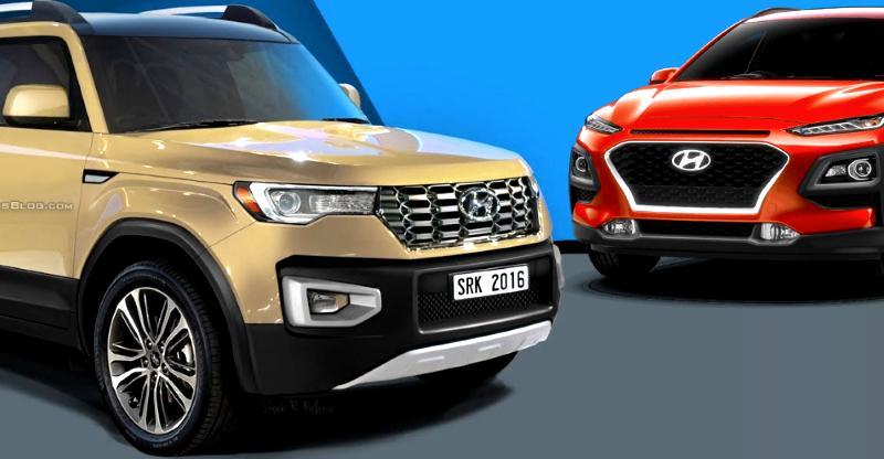 इंडिया के लिए 9 नयी Hyundai कार्स और SUVs रिवील्ड: Santro से आल-न्यू Creta तक!