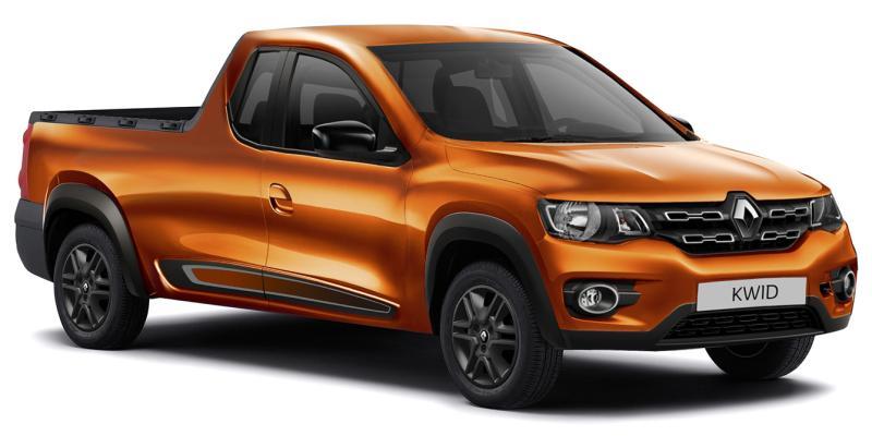 Renault Kwid SUV, MPV, Sedan, और  Pick-Up Truck: कैसे दिखेंगे?