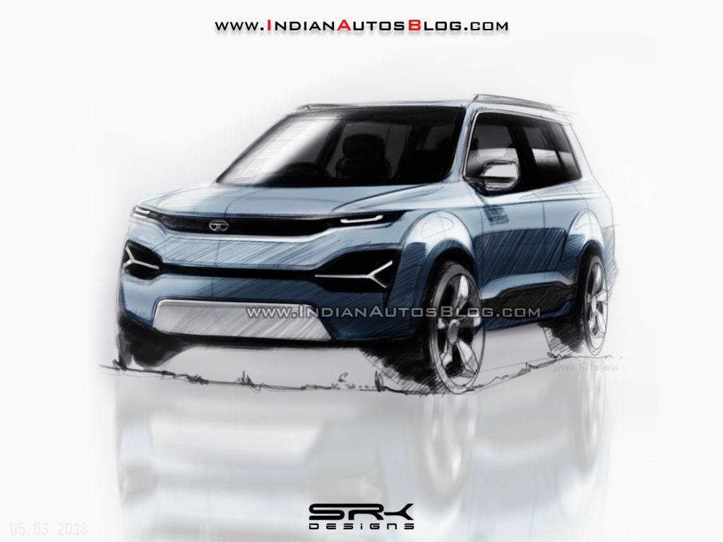 Tata H5X SUV 7-Seat Version: कुछ ऐसी दिखेगी ये गाड़ी